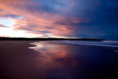Clear weather on the way (jack eastlake) Tags: tathra bega valley shire far south coast nsw holiday resort