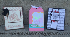 chalkboardInterm (Tracy Rushton) Tags: intermediate class silhouette cameo cards tags sketch pens