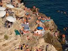 Dubrovnik, Kroatien, Croatia (Klaus-Ibold) Tags: swim sea urlaub coast kste meer vacation holiday