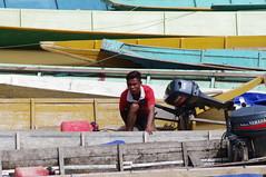 Market, Kapit, Sarawak, Malaysia (ARNAUD_Z_VOYAGE) Tags: kapit sarawak malaysia island borneo eastern river landscape boat capital district rajang longhouse communities nature jungle