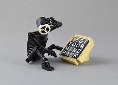 Get Your Mind Back (mijasper) Tags: lego moc puzzle slidingpuzzle 15puzzle 1415puzzle gempuzzle mysticsquare