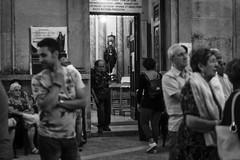Guardiagrele - Processione della Madonna del Carmine (Andrea di Florio (Thanks for 6,000,000 views)) Tags: andreadiflorio abruzzo chieti guardiagrele nikon d600 247028 chiesa processione madonna festa street biancoenero