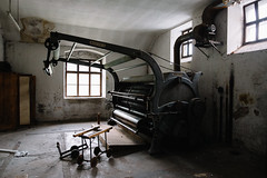 Monforts (jST.) Tags: textile mill