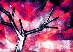 Árvore (rodrigo okuyama) Tags: estencil stencil assombração ghost itariri