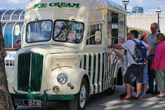 Morris Commercial (Tui_) Tags: icecream van london morris commercial