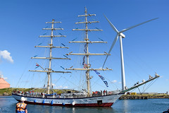 BSC_1276 Blyth Tall Ships Fryderyk Chopin (DavidWF2009) Tags: blyth northumberland tallship sailingship harbour fryderykchopin