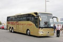 Redwing 234 BU16 GZX (johnmorris13) Tags: redwing redwingcoaches bu16gzx mercedes tourismo coach