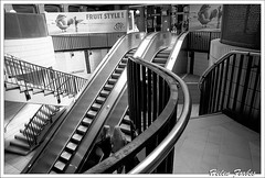 h1543bww (helenforbesfoto) Tags: bw france stairs streetphotography trainstation lille helenforbes helenica garedelilleflandres