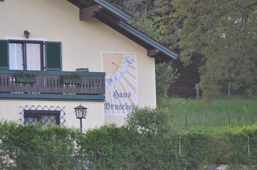 Meridiana a St.Gilgen (Austria)