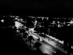'Night In Agadir' by Elena Savonicheva, 2015 (elenasavonicheva) Tags: world africa road street city travel light blackandwhite cinema black cars monochrome mystery night dark photography lights photo blackwhite highway noir traffic dream streetphotography agadir route morocco maroc streetphoto rue blackwhitephoto blackandwhitephoto travelphotography travelphoto travelpics travelpic