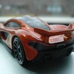 Hot Wheels McClaren P1