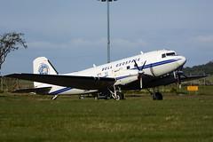 C-FTGI-EDI..200515 (MarkP51) Tags: plane airplane scotland edinburgh aircraft aviation edi basler egph aviationphotography bt67 cftgi bellgeospace markpiacentini markp51