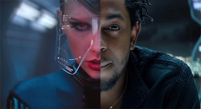 WATCH TAYLOR SWIFT FEAT. KENDRICK LAMAR – 'BAD BLOOD' MUSIC VIDEO