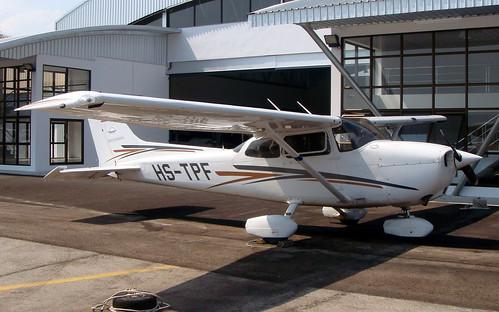 Cessna 172R HS-TPF-02 Hua Hin 14Jan10