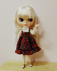New outfit. Stella Savannah stock clothes.