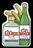 北京二锅头异形 (lyzpostcard) Tags: china drink alcohol postcards hangzhou douban erguotou gotochi directswap