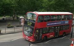 London General WVL211 on route 280 Sutton Green 05/06/15. (Ledlon89) Tags: bus london transport surrey sutton londonbus tfl londongeneral goaheadlondon bsues
