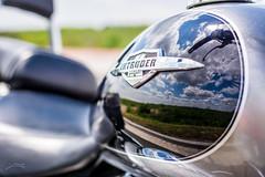 Cruiser (PauliMatze) Tags: bike suzuki cruiser intruder motorrad c800