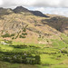 Side Pike - panorama of Great Landale valley