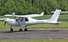 G-OCDW Avtech Jabiru UL (PlanecrazyUK) Tags: fly in sturgate 070615 egcv gocdw avtechjabiruul