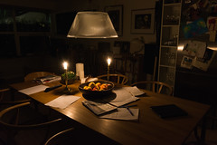 Danish Hygge (Stephen Brown - smb51095) Tags: copenhagen denmark city danish hygge lifestyle life love color warm dining food table light warmth dark