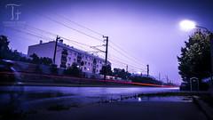 Tonight Thunderstorm (Thomas TRENZ) Tags: vienna wien leica rain night austria sterreich nacht thunderstorm oo gewitter regen p9 simmering unwetter huawei trenz smartphonephoto thomastrenz huaweip9