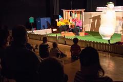 Tatu ja Patu naytelma Tahkolla (VisitLakeland) Tags: kids finland lava spa tatu patu tahko lapset lapsi teatteri yleis nytelm pihalla esitys katsoa tahkokids tatujapatu lastennytelm katselija
