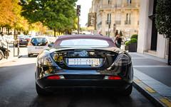 McLaren (vapi photographie) Tags: paris supercar car exotic auto automotive auutomobile voiture sport lux luxe rare nikon d7000 france george v 5 4 four seasons quatre saisons hotel palace mclaren
