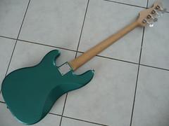P1110740 (janoutech) Tags: warmoth fretless sage green