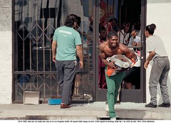 4-1992  Los Angeles riots (37) (ngao5) Tags: crime criminal police brutality protest social unrest stealing street taped beating urban losangeles ca usa