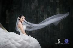 Shin (Darrell Neo) Tags: red bride nikon bridal prewedding prewed