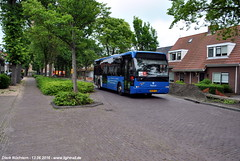 TCR 56 (BN-BH-30) Westkapelle, Zuidstraat (B100S) Tags: holland bus 120 hotel ale zeeland 106 ambassador middleburg tcr westkapelle renesse niederland berkhof taxicentrale