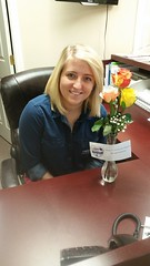 Congratulations to Chelsea on 3 years at Broome!