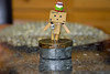 life is a balancing act (Dotsy McCurly) Tags: tripod life is balancing act fun characters toys danbo amazon cardboard box stilllife dof bokeh nikon d750 nj craft crafting paint faux leather painting reflection