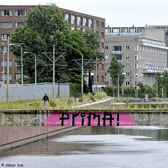 Den Haag Graffiti (Akbar Sim) Tags: illegal denhaag thehague agga holland nederland netherlands graffiti akbarsim akbarsimonse