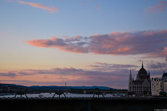 Budapest Parliament (Naaacchio) Tags: budapest parliament sunset duna danube hungary sziget summer august