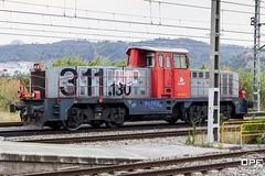311-130 (Escursso) Tags: 311 311130 adif barcelona castellbisbal catalunya llobregat renfe trainspotting diesel railway summer tractor train tren