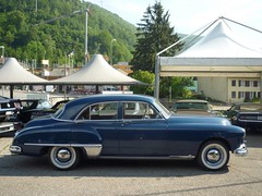 1949 Oldsmobile Futuramic Series 98 Sedan (Hipo 50's Maniac) Tags: 1949 oldsmobile futuramic series 98 sedan 4door