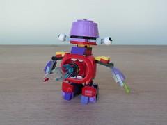 LEGO MIXELS SPLASHO BERP MIX or MURP? Instructions Lego 41563 Lego 41552 (Totobricks) Tags: lego mixels splasho berp mix murp instructions legomixels series8 series6 moc mcfd munchos lego41563 lego41552 41563 41552 howto build make totobricks