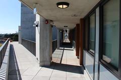 Fifth Floor Exterior Hallway
