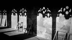 The shadow of a cloister (Ca'mont) Tags: xunqueiradeamba galicia ourense monasterio