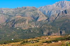 Village d'Agouni Gueghrane dans le massif du Djurdjura (Ath Salem) Tags: algrie tiziouzou djurdjura montagne assi youcef youssef tala guilef         ouadhias agouni gueghrane