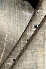 Le Barrage du Chastang (tvdijk19) Tags: barrage stuwdam dordogne la france correze aquitane limousin charentes massif central architecture
