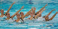 O5090064 (roel.ubels) Tags: swimming european ek alexander championships willem hoofddorp synchronised ec synchro synchronized zwemmen 2015 sincro synchroon synchroonzwemmen leneuropeansynchronisedswimmingchampionscuphaarlemmermeer2015 europeanchampionscup2015