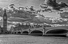 Storm Clouds Gather (mdavies149) Tags: sky london water clouds londonbridge nikon cityscape bridges bigben rivers towns citys d600 thethames michaeldavies