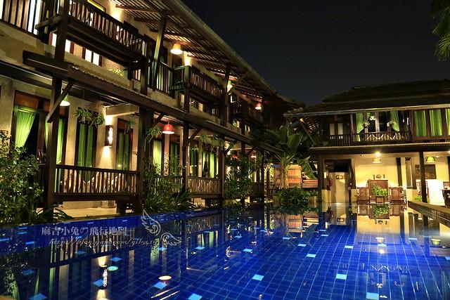 清邁度假酒店:威昂常克蘭精品旅館 Wiang Chang Klan Boutique Hotel