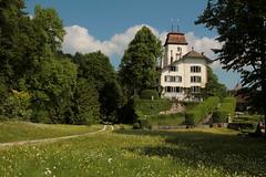 Schloss Rümligen ( Baujahr 11. Jahrhundert - château castle castello ) in Rümligen am Längenberg ob dem Gürbetal im Kanton Bern der Schweiz (chrchr_75) Tags: schloss château castle kantonbern schlosskantonbern kanton bern christoph hurni schweiz suisse switzerland svizzera suissa swiss chrchr chrchr75 chrigu chriguhurni hurni150527 albumzzzz150527velotourkaufdorfspiez chriguhurnibluemailch mai 2015 albumzzz201505mai castello kasteel 城 замок castillo mittelalter geschichte history gebäude building archidektur albumschweizerschlösserburgenundruinen albumschlösserkantonbern berne berna bärn schlossbern sveitsi sviss スイス zwitserland sveits szwajcaria suíça suiza rümligen schlossrümligen gürbetal albumschlossrümligen berner mittelland