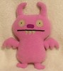Uglydoll Batty Shogun Rare Little - David Horvath (jcwage) Tags: giantrobot doll oneofakind prototype ugly sample uglydoll rare uglydolls icebat babo horvath wedgehead davidhorvath sunminkim uglycon uglyverse mynus battyshogun picksey handomsepanther