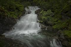 Cascada (Jose Cantorna) Tags: norway río waterfall agua nikon paisaje noruega seda flam cascada d610