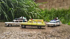 Diecast (mannualegria) Tags: ambulance matchbox hotwheels cadillac
